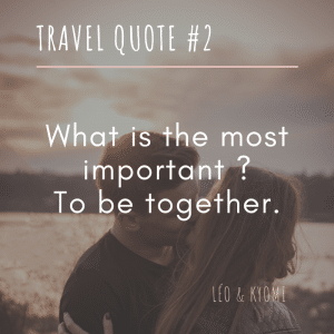 LDR and Travel Quote 2/3