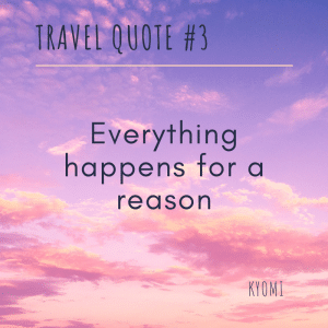 LDR and Travel Quote 3/3