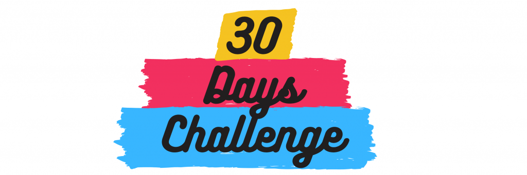 LDR couples to do the 30 Days Challenge at distance