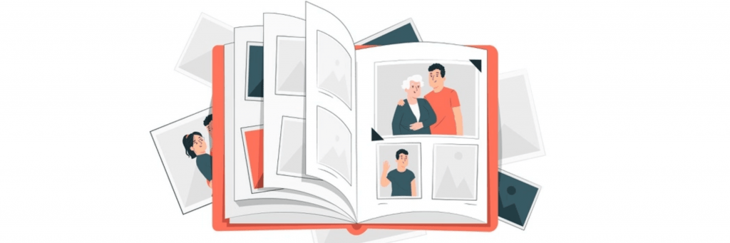 activities for long distance relationship N°38 proposes to LDR couples to make a photo album