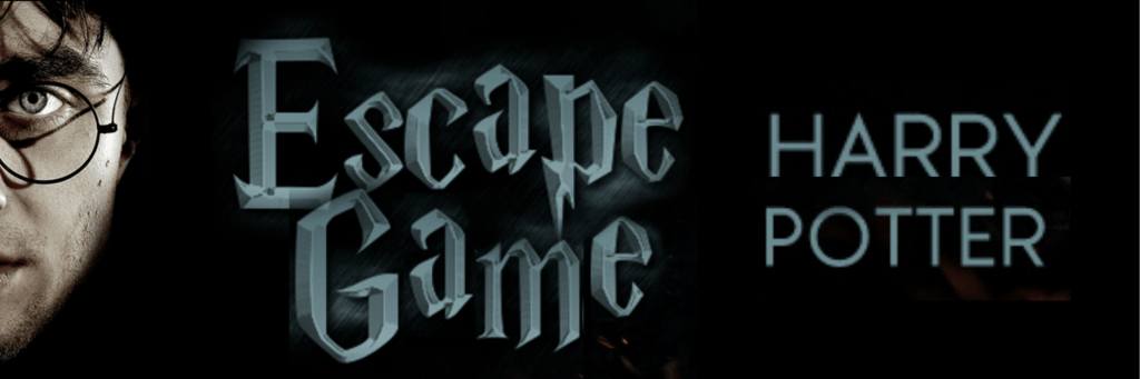 LDR couples to do an escape game Harry Potter