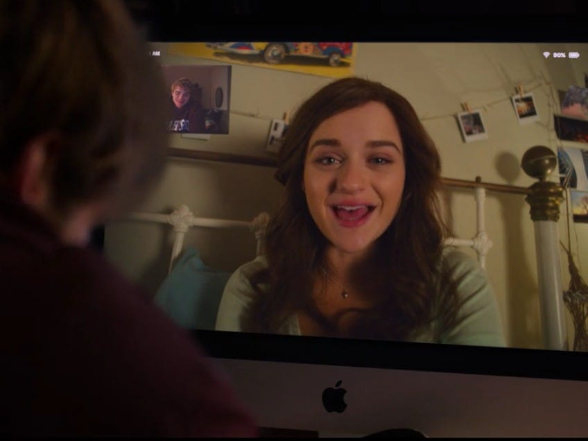 Presentation image of The Kissing Booth 2, a LDR movie on Netflix