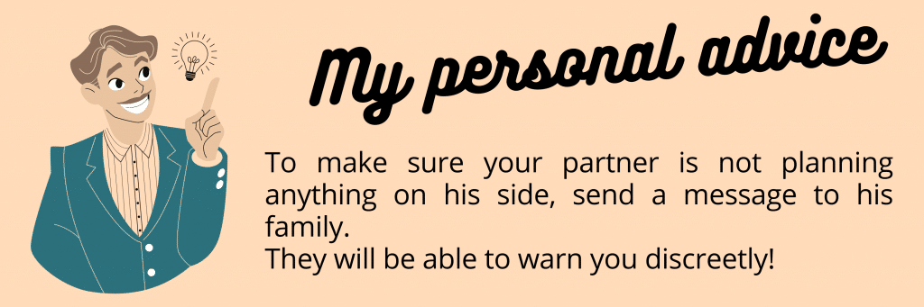 Personal advice for a successful surprise visit in a long distance relationship