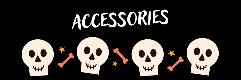 image that advises couples in long-distance relationships to ask their families to find props for Halloween night